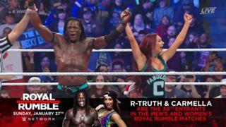 WWE, PPV, TLC, トゥルース&カーメラ