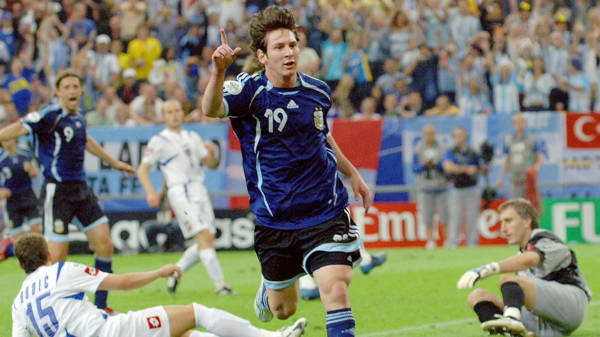 lionel messi 2006 World Cup ftr