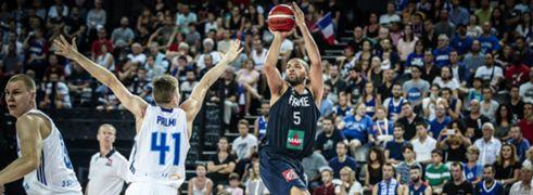 Nic Batum France FIBA