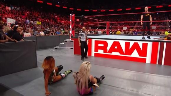 WWE ロウ #1316 ロンダ・ラウジー