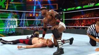 WWE PPV マネー・イン・ザ・バンク ボビー・ラシュリー