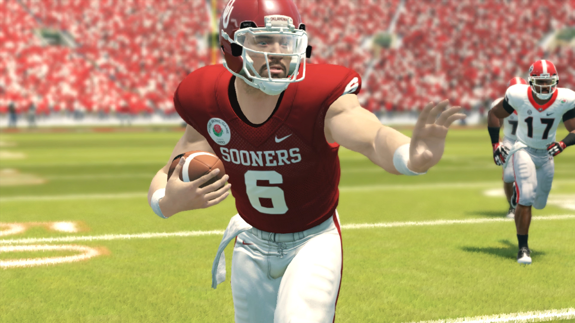 NCAA Football 14 Baker Mayfield