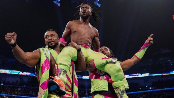 WWE, スマックダウン, #1018, 試合結果