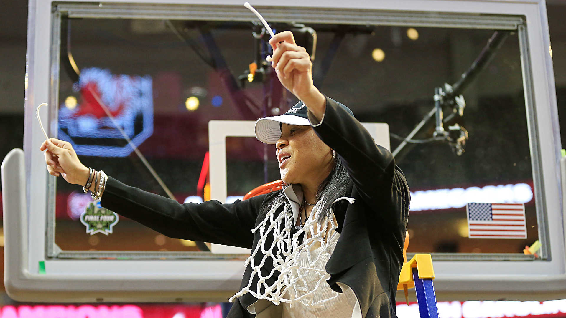 South Carolina coach: Women's basketball group not able to attend White House event
