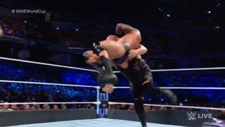 WWE スマックダウン #999 オートン ビッグ・ショー