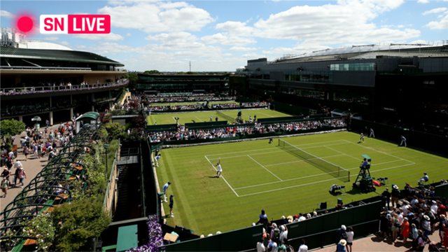 Wimbledon 2019 results: Live tennis scores, full draw, bracket at