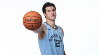 渡邊雄太 Yuta Watanabe Grizzlies
