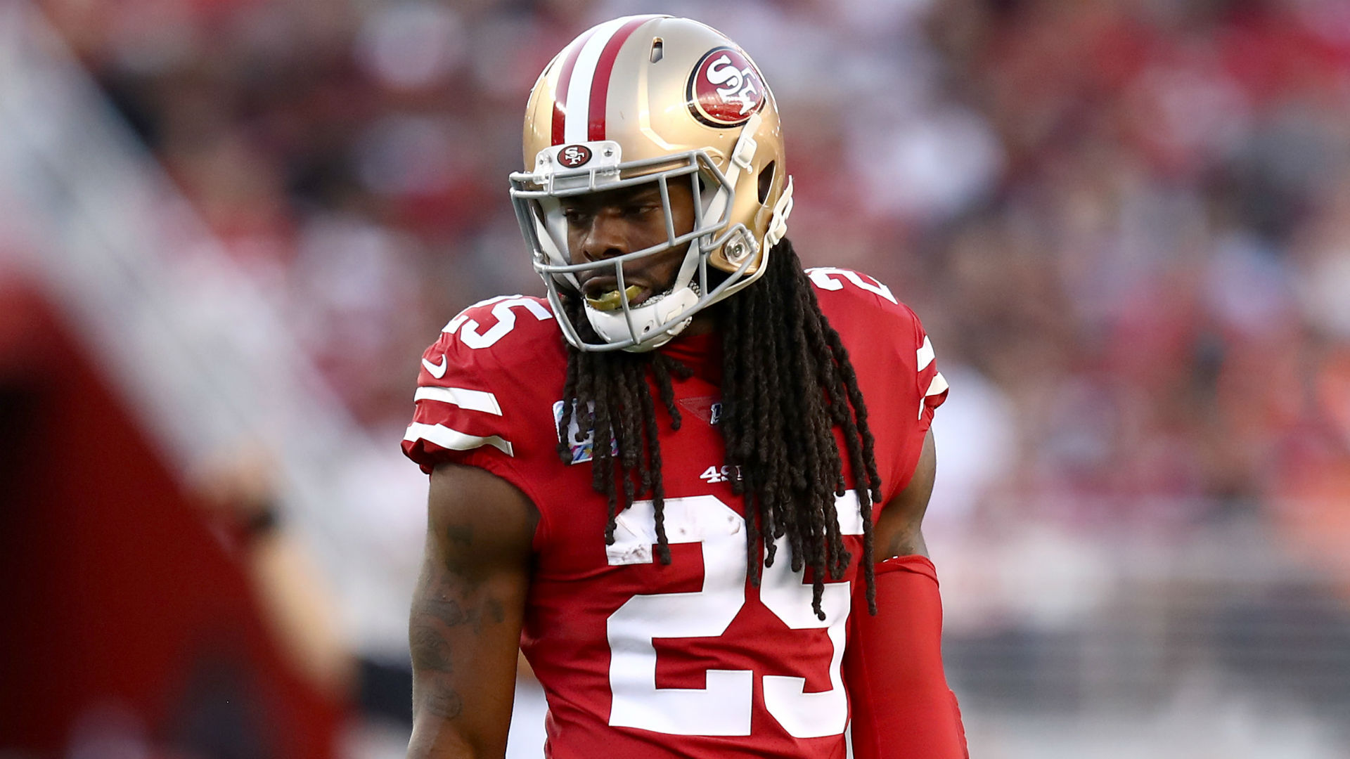 Richard Sherman explains why he owes Baker Mayfield an apology for starting silly handshake controversy