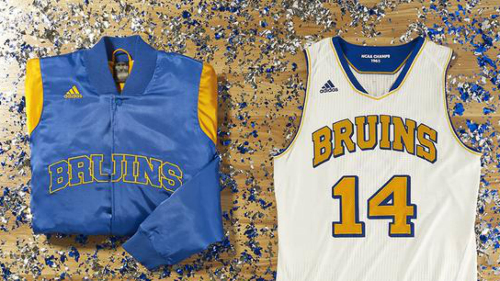 huge discount 3bc53 89f80 throwback ucla basketball jersey