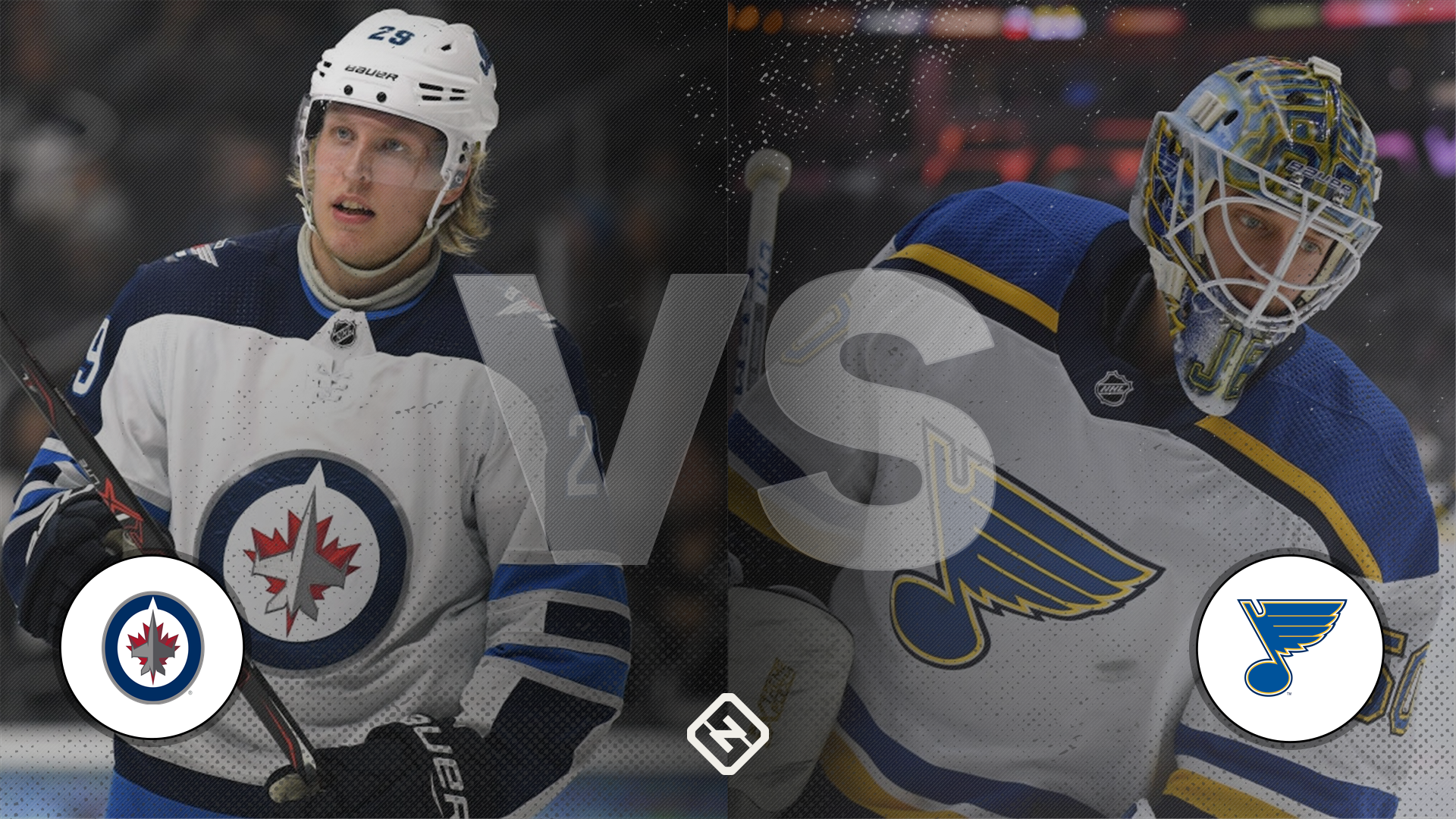 promo code acd40 683a6 NHL playoffs 2019: Predictions, odds for Jets vs. Blues ...