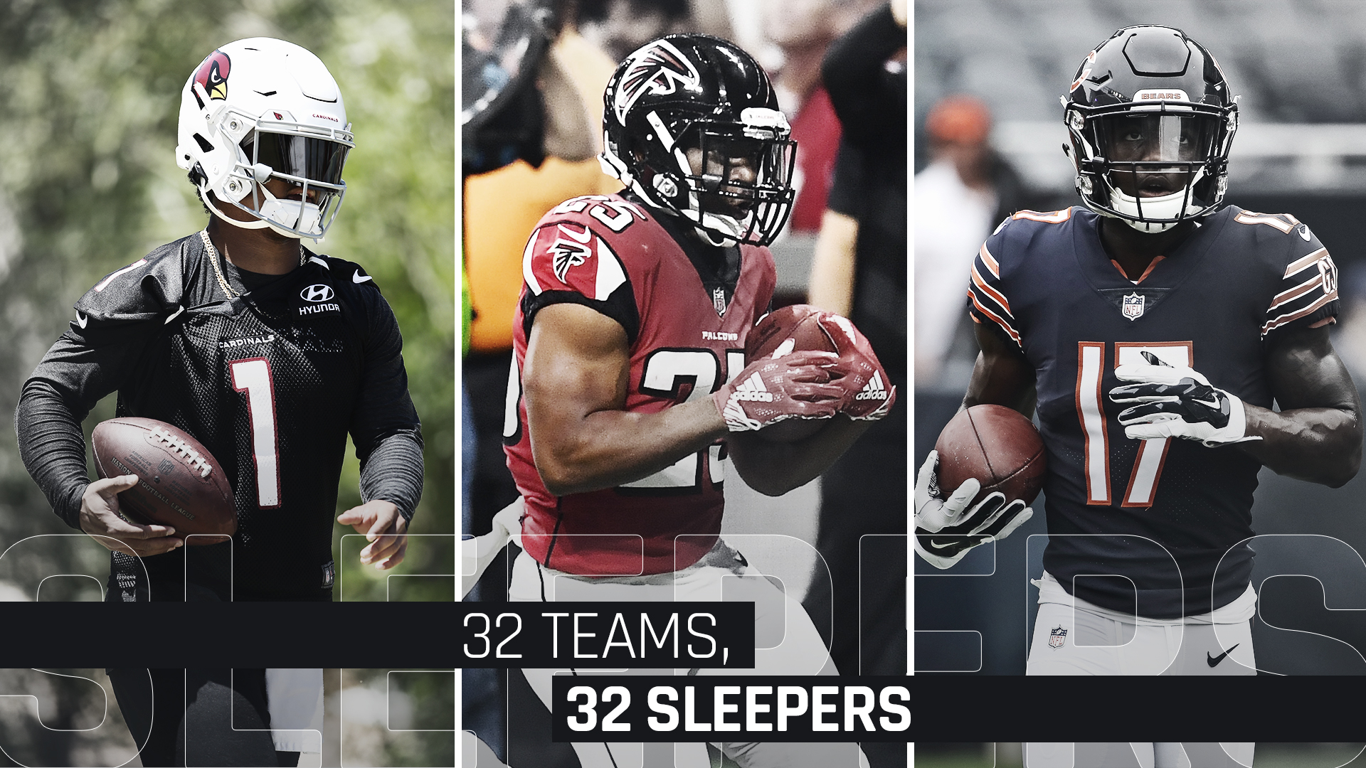 2019 Fantasy Football Sleepers: 32 teams, 32 sleepers