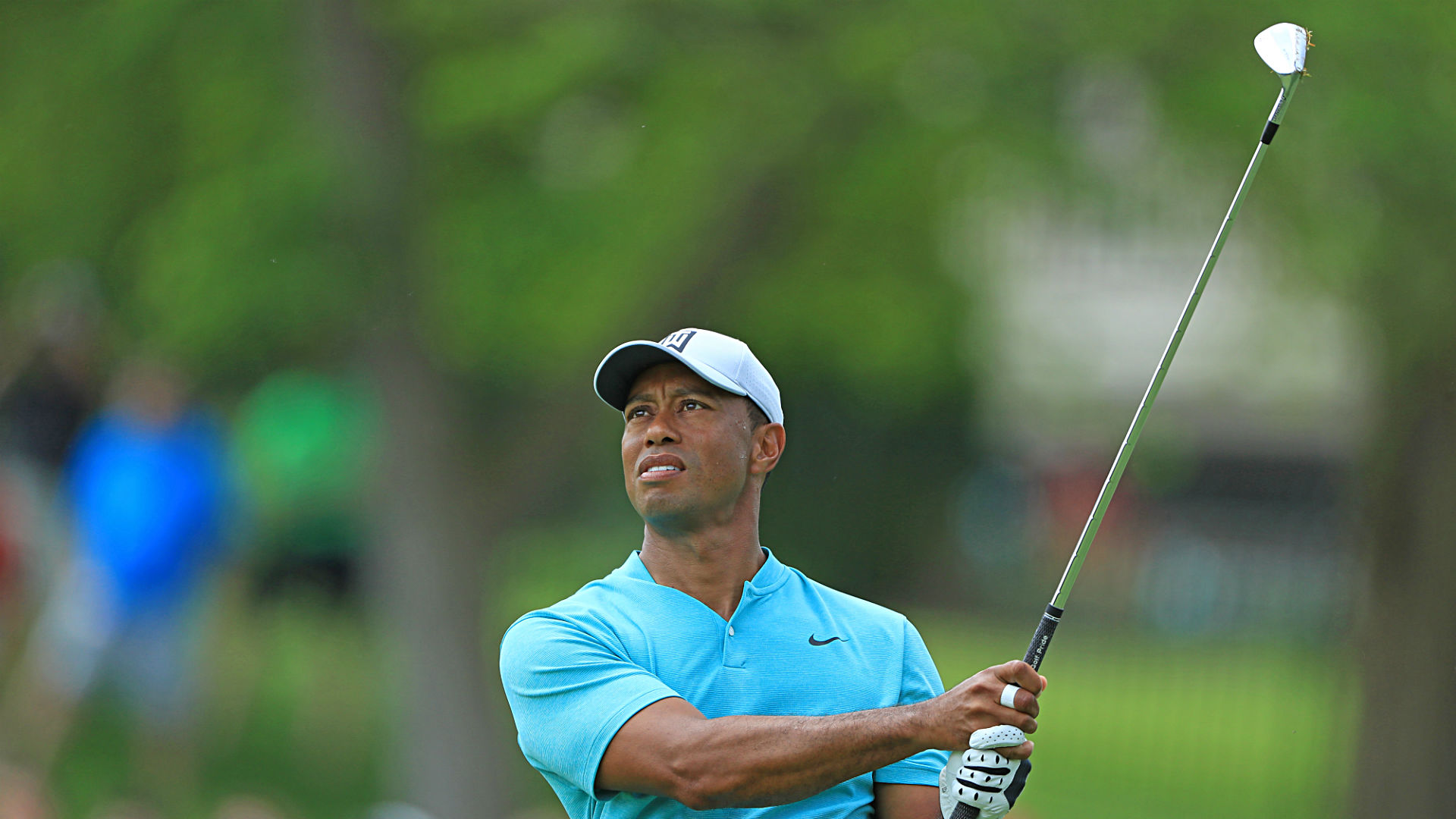 tiger woods u2019 score  round 2 results  highlights from 2019