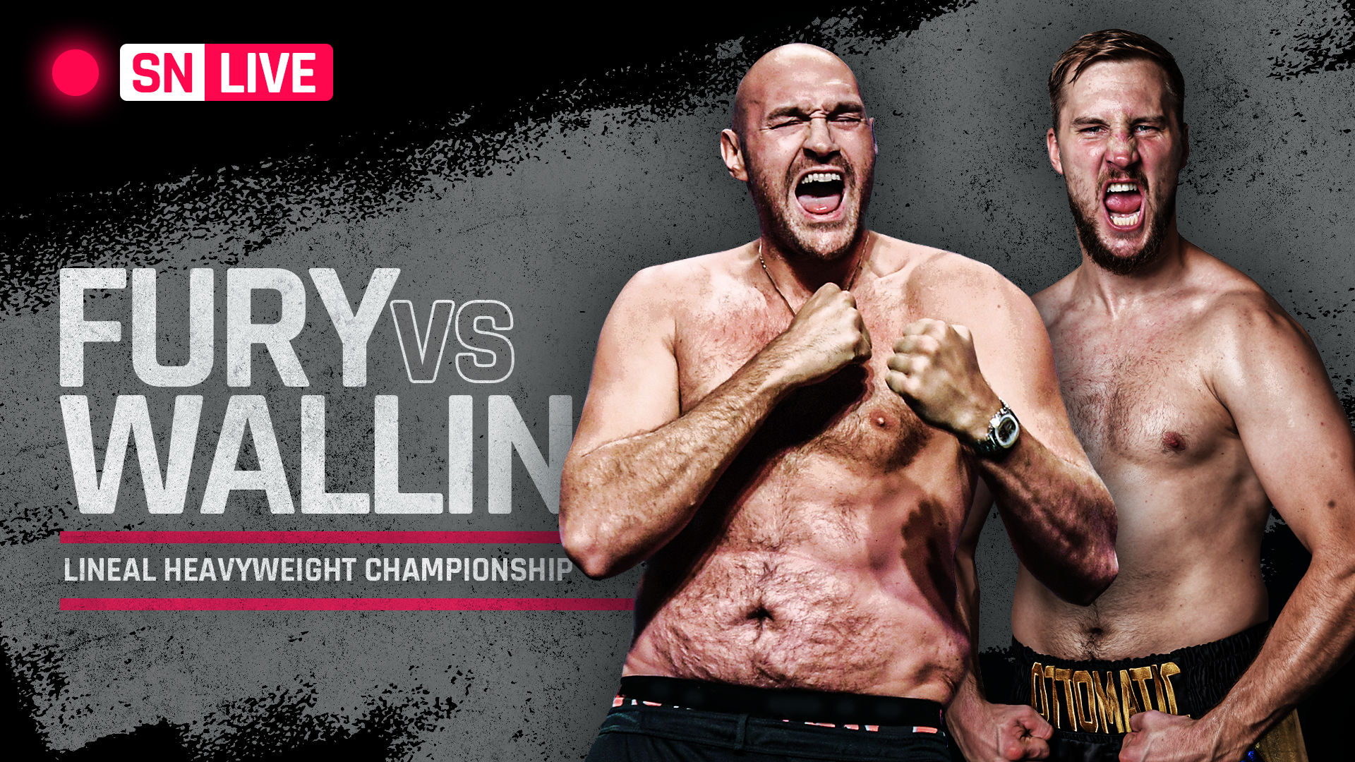Tyson Fury vs. Otto Wallin results: Fury overcomes severe cut to decision Wallin