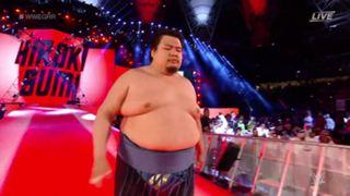 WWE グレーテスト・ロイヤルランブル ヒロキ・スミ