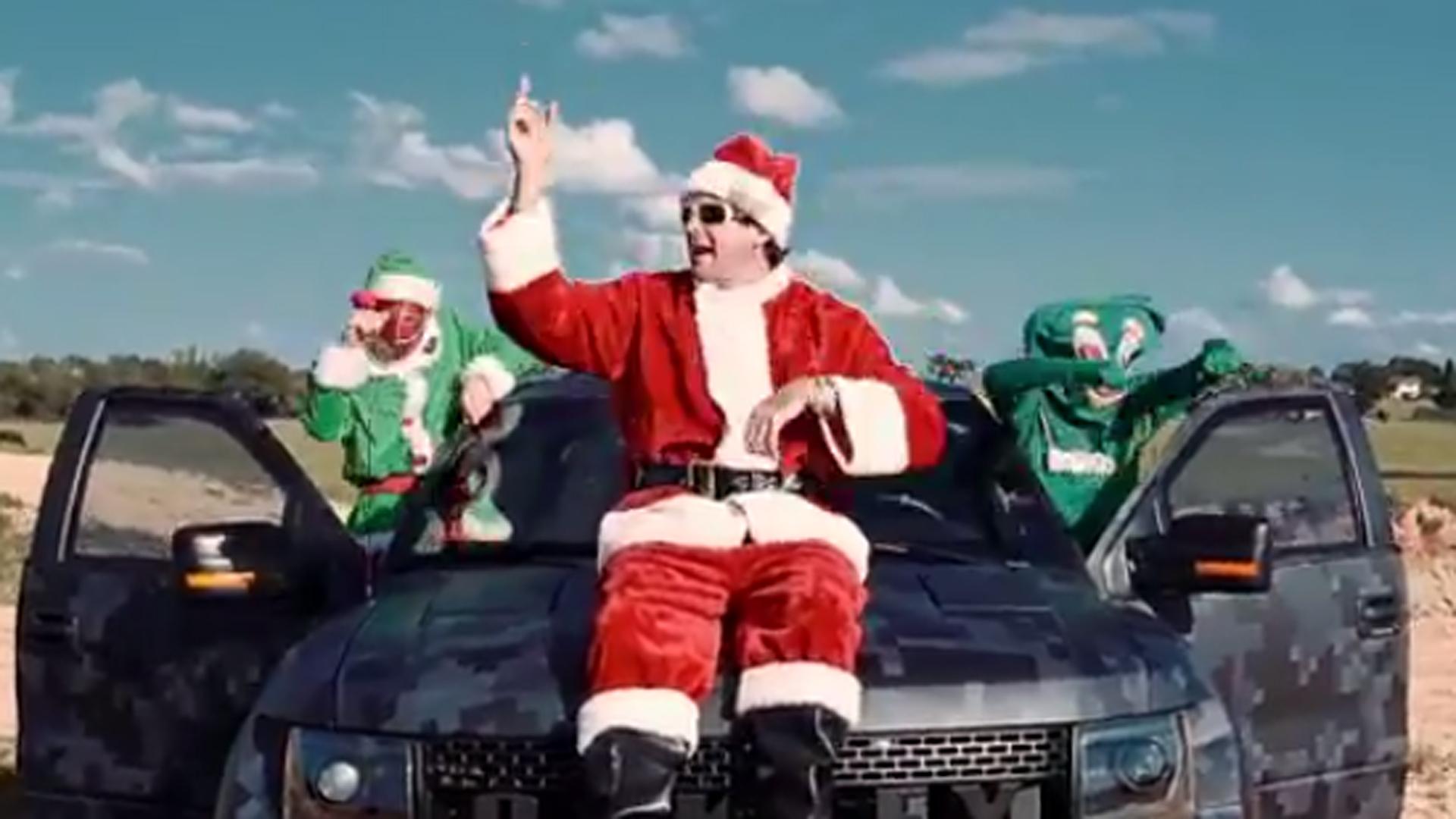 Christmas Rap Music.Bubba Watson Releases Christmas Rap Music Video Sporting News