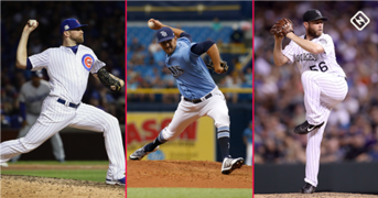 MLB Relievers