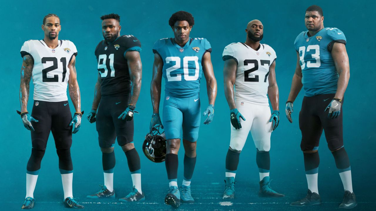 83410a9d Ranking all 32 NFL uniforms, from worst to first | Sporting News