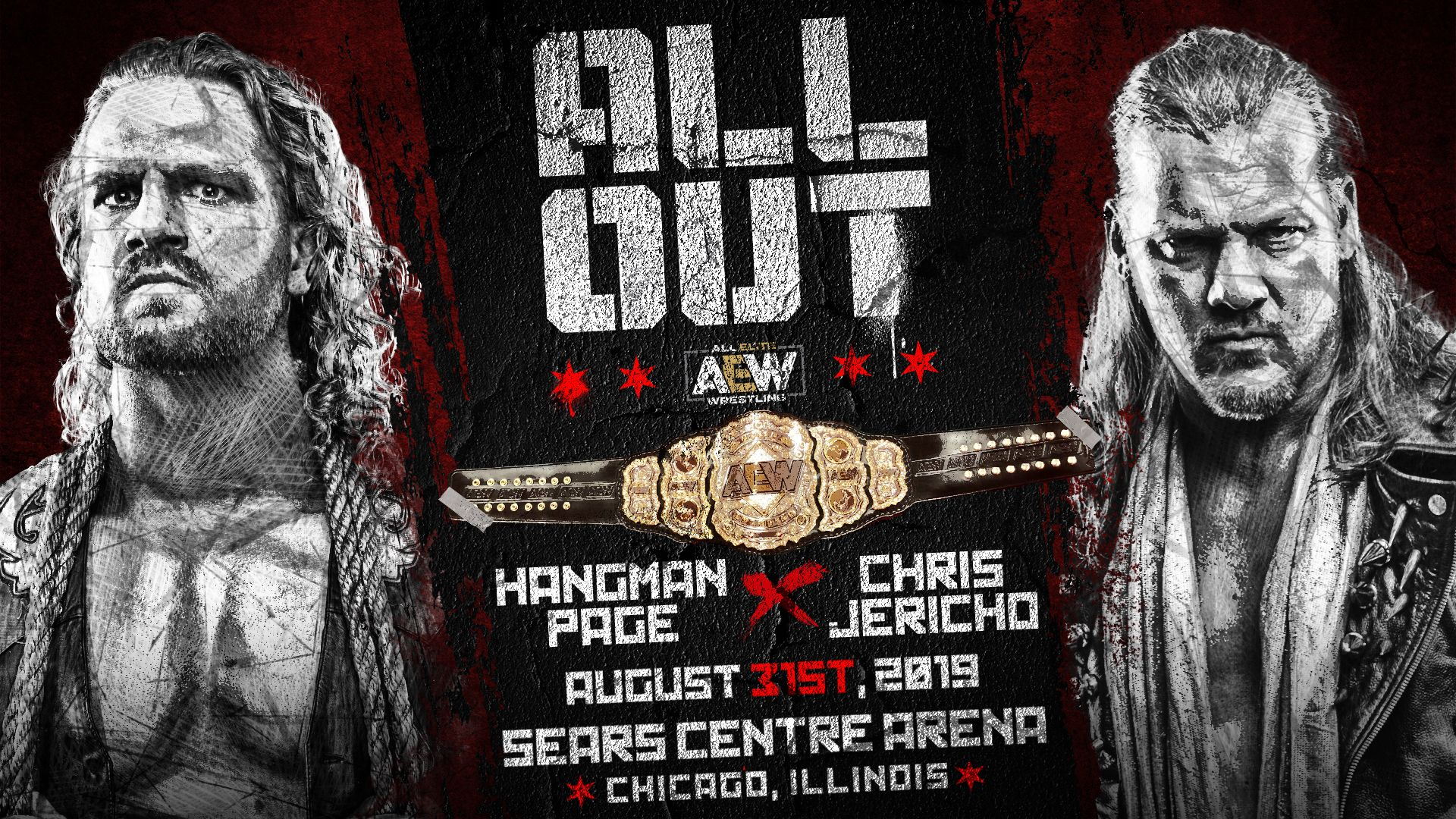 AEW All Out results: Chris Jericho becomes first AEW heavyweight champion; Lucha Bros, Young Bucks shine