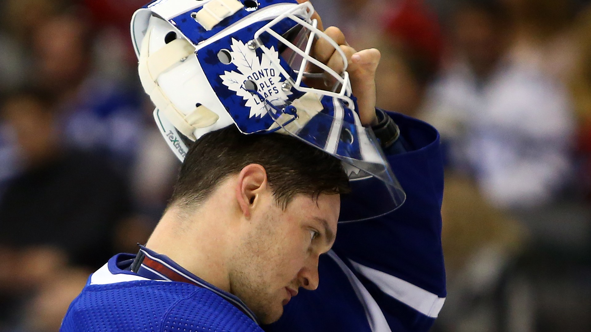 Toronto Maple Leafs allow three goals in 78 seconds in loss to Capitals