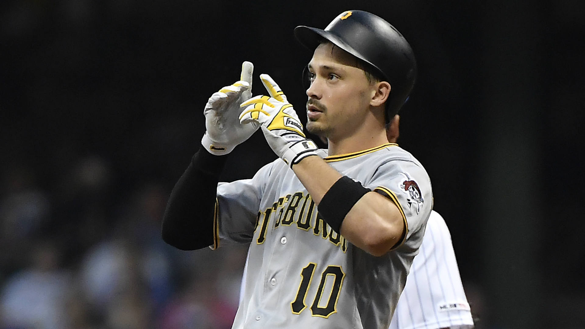 Pirates' Bryan Reynolds is MLB's overlooked rookie standout — and that's probably not changing