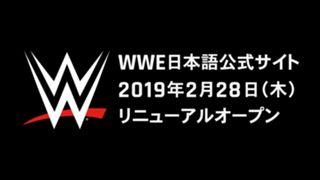 WWE, 日本語公式サイト, リニューアルオープン