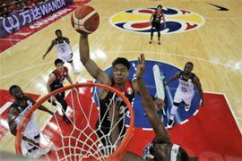 FIBA World Cup USA vs Japan