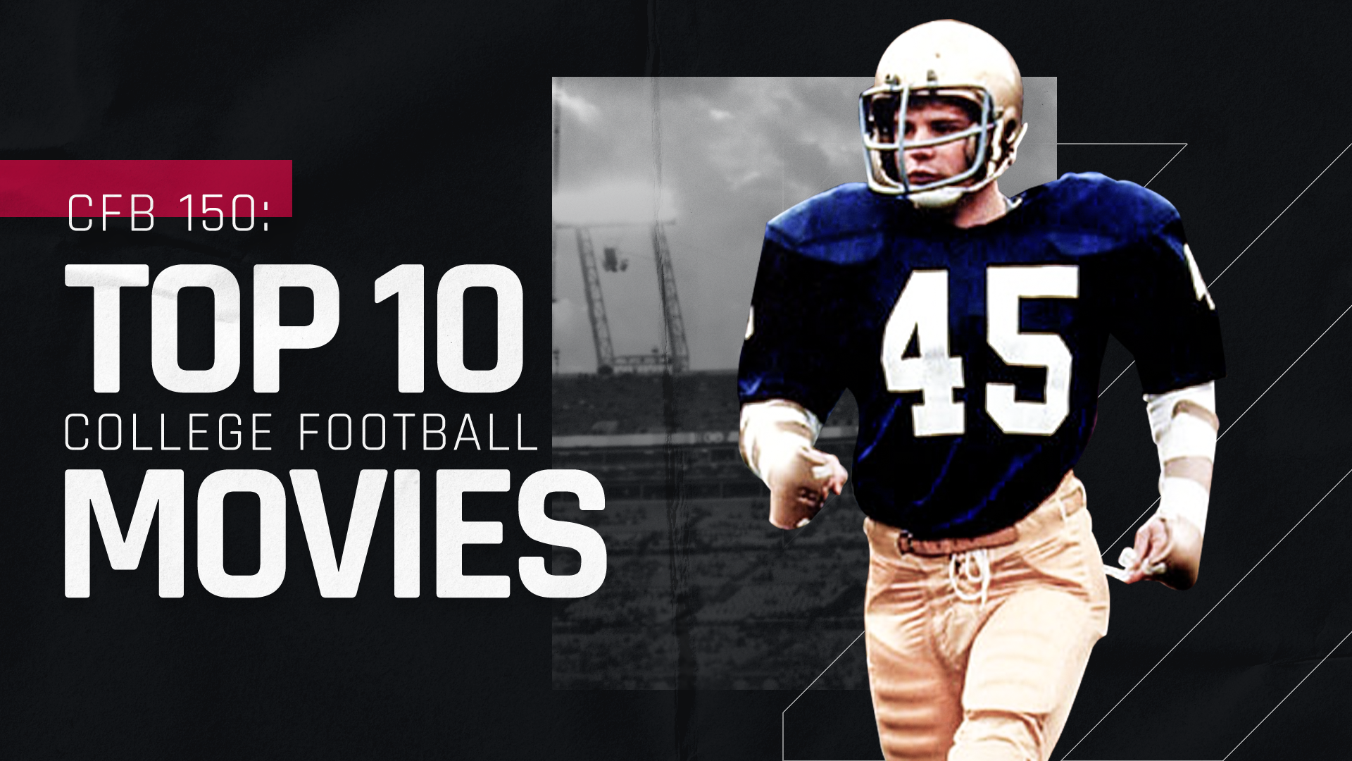 CFB 150: Top 10 college football movies of all time
