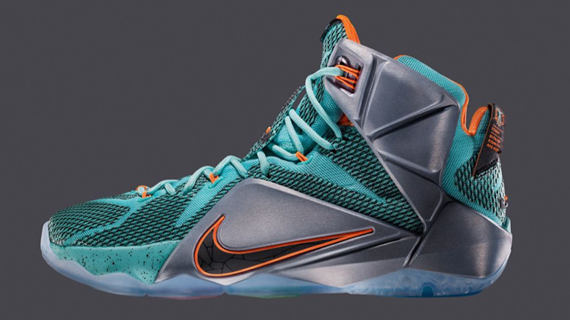 8243a81ee58 Nike releases newest LeBron James signature shoe in LeBron 12 ...