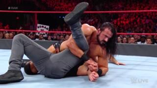 WWE ロウ #1321 マッキンタイア アンブローズ