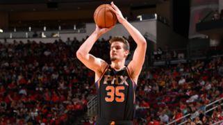 Dragan Bender Phoenix Suns