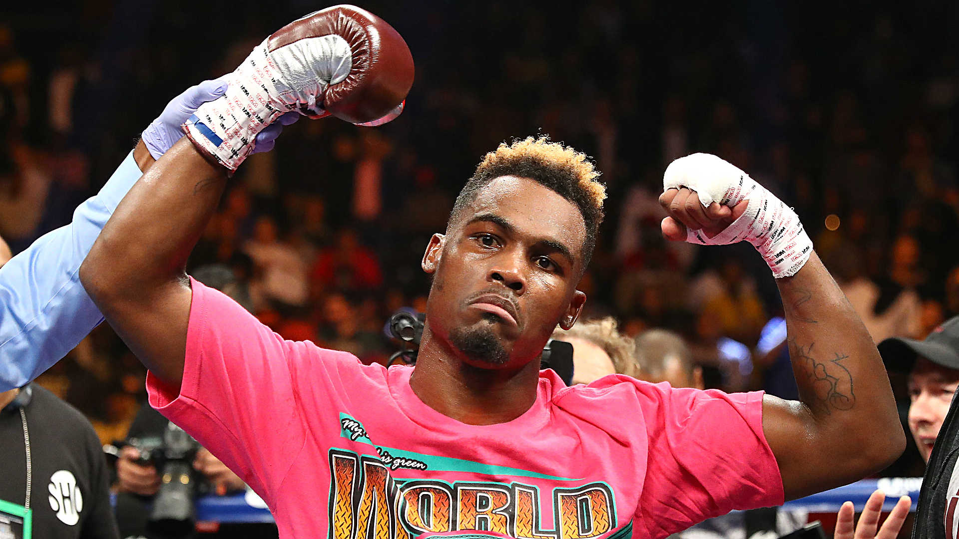 Who Is Jermell Charlo U0026 39 S New Opponent  Jorge Cota And Why