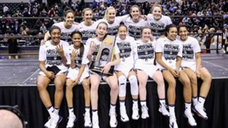 Women's NCAA Tournament: National championship in photos
