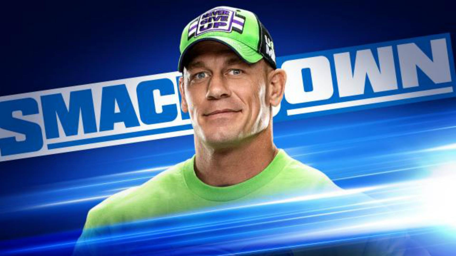 WWE Smackdown en vivo resultados, actualizaciones, aspectos destacados de la primera arena vacía Smackdown con John Cena 2