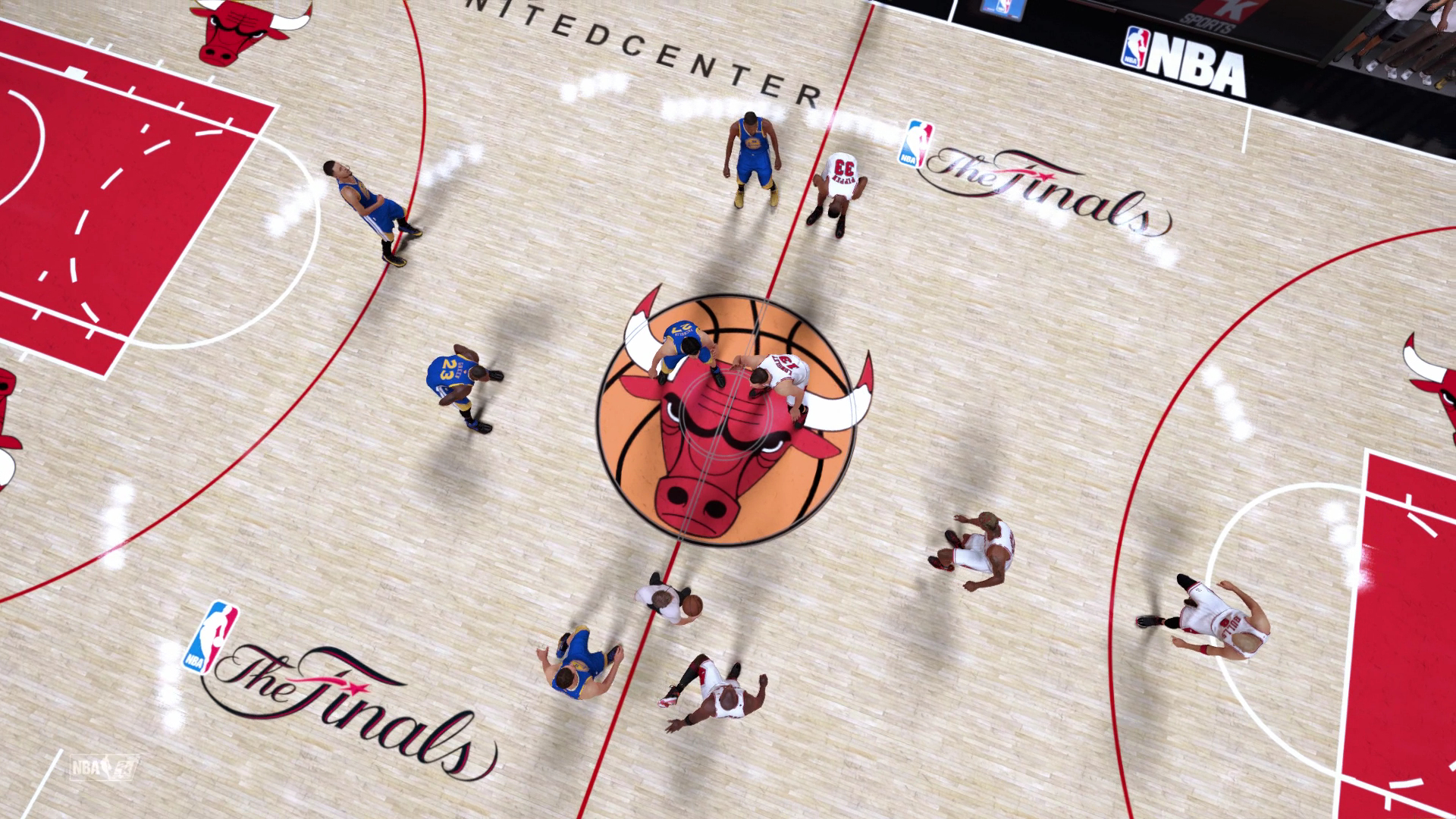 1995 96 Bulls Or 2016 17 Warriors NBA 2K Declares The Best Team Of All Time