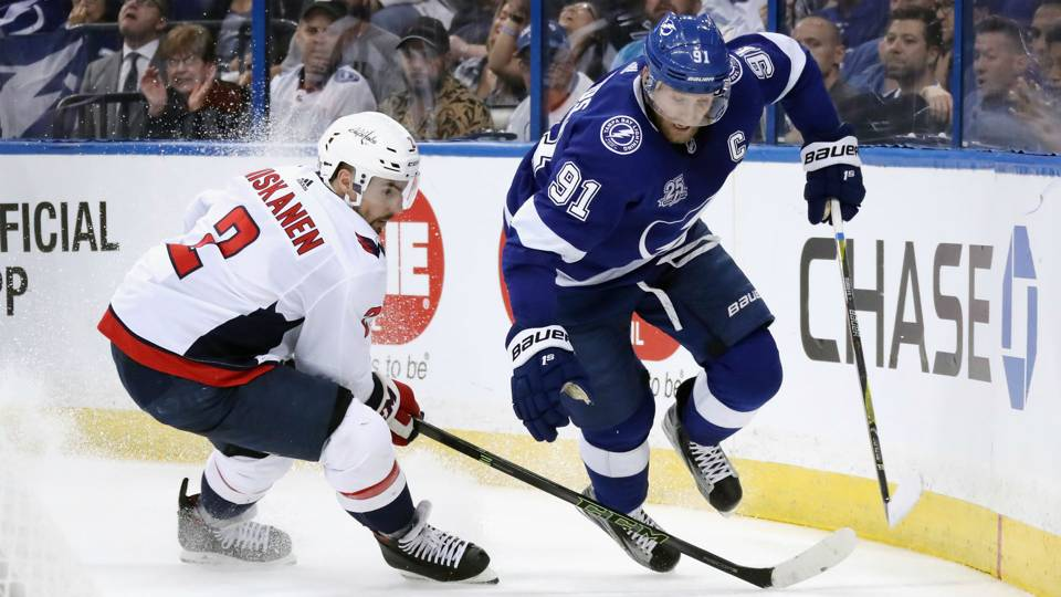 Lightning vs. Capitals: Live rating, updates from Game 2 of Eastern Conference finals