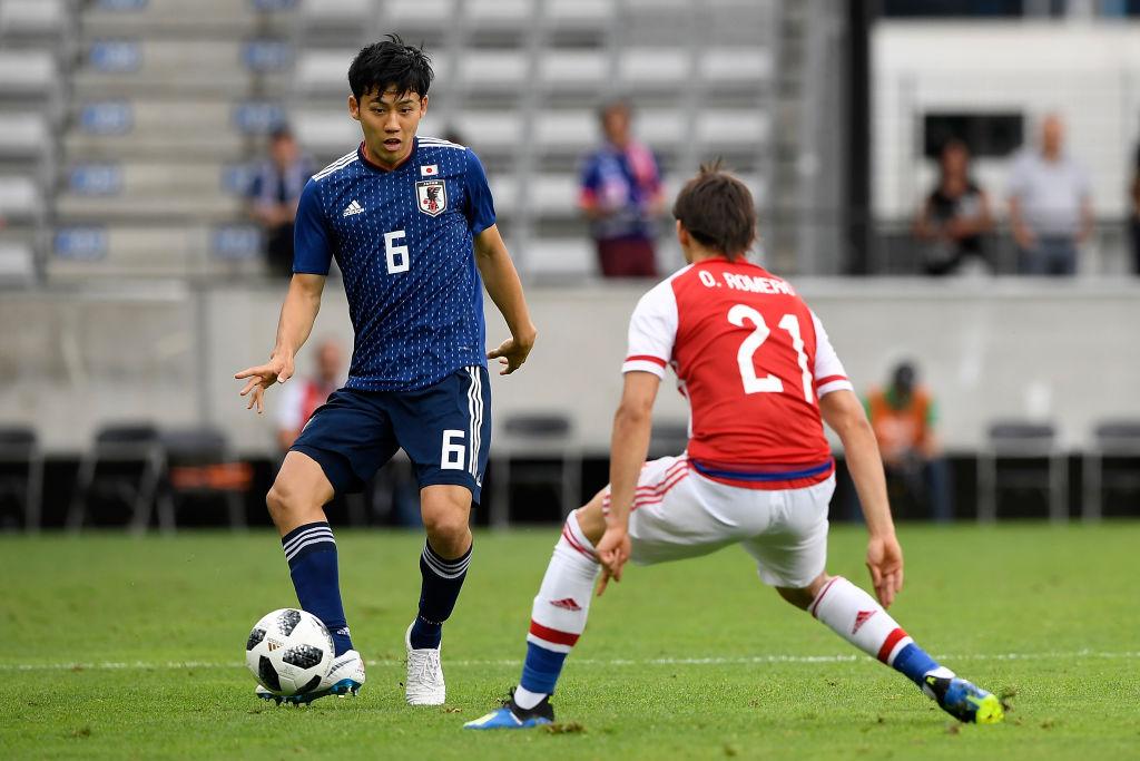 W杯 日本代表最終メンバー23人&背番号一覧 |  …