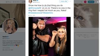 WWE Superstar's SNS [1/6-1/12]
