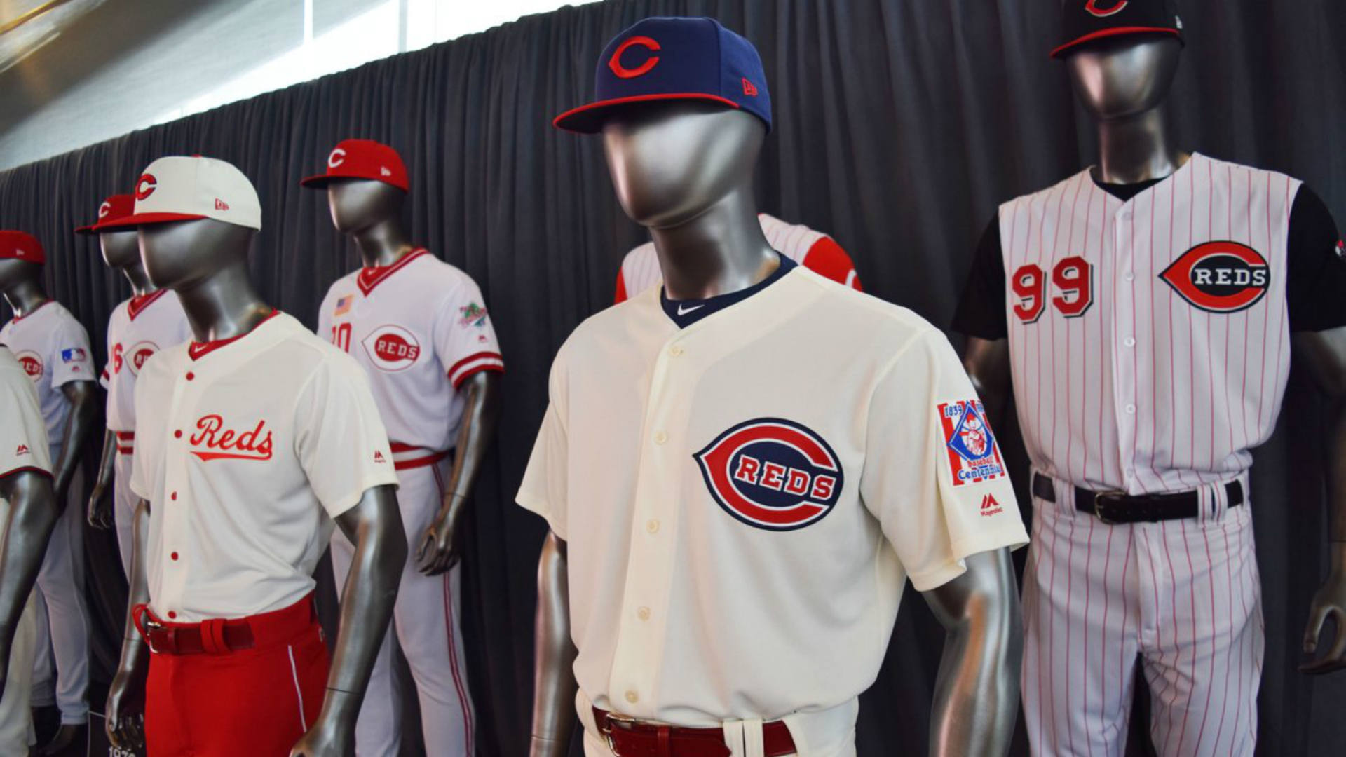 new product dd7c9 64db9 The Reds are embracing throwbacks, and every other MLB team ...