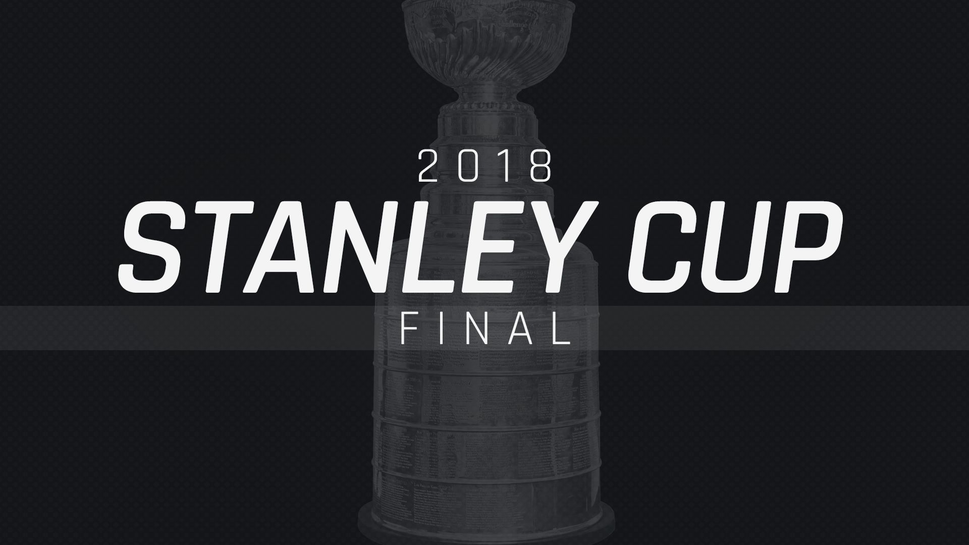 Stanley Cup Final 2018: Golden Knights vs. Capitals TV ...