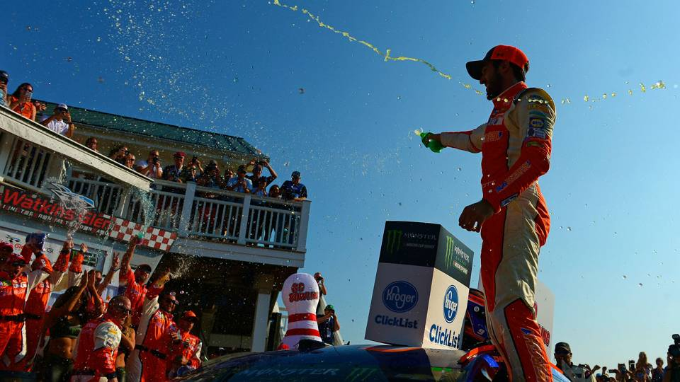 NASCAR at Watkins Glen: Results, highlights from Go Bowling at The Glen