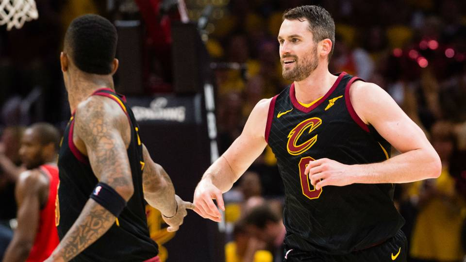 In post-LeBron world, Cavs are betting big on Kevin Love reclaiming star status