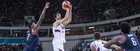 Teodosic Serbia FIBA