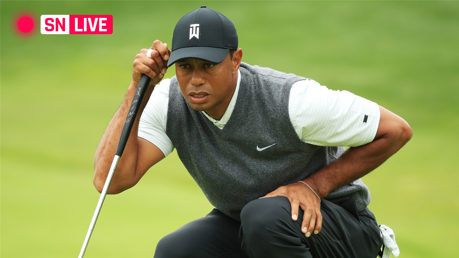tiger woods u2019 score  live u s  open updates  highlights