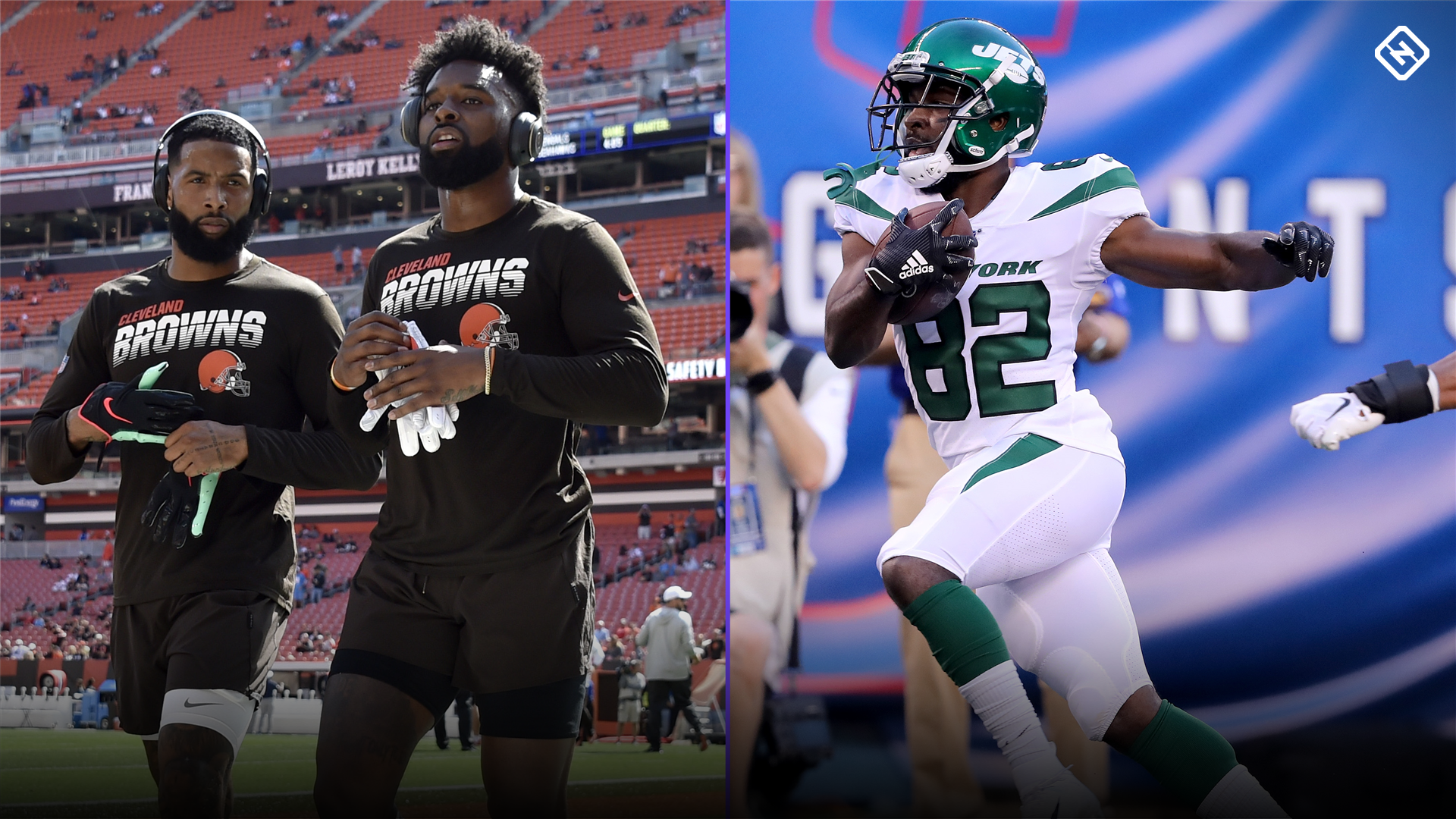 DraftKings Week 2 Monday Night Showdown: Picks, advice for Browns-Jets NFL DFS