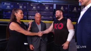 WWE ロウ #1313 ケビン・オーエンズ