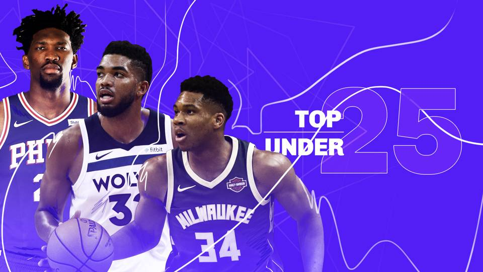Sporting News' Top 25 Under 25: Ranking best, brightest of NBA's next generation