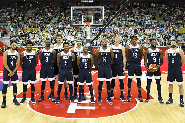 【無料視聴可能】アメリカ代表対トルコ代表の試合日程・放送予定・見どころ/FIBAバスケットボールワールドカップ2019 グループE