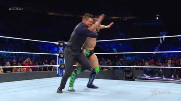 WWE スマックダウン #998 ダニエル・ブライアン ミズ