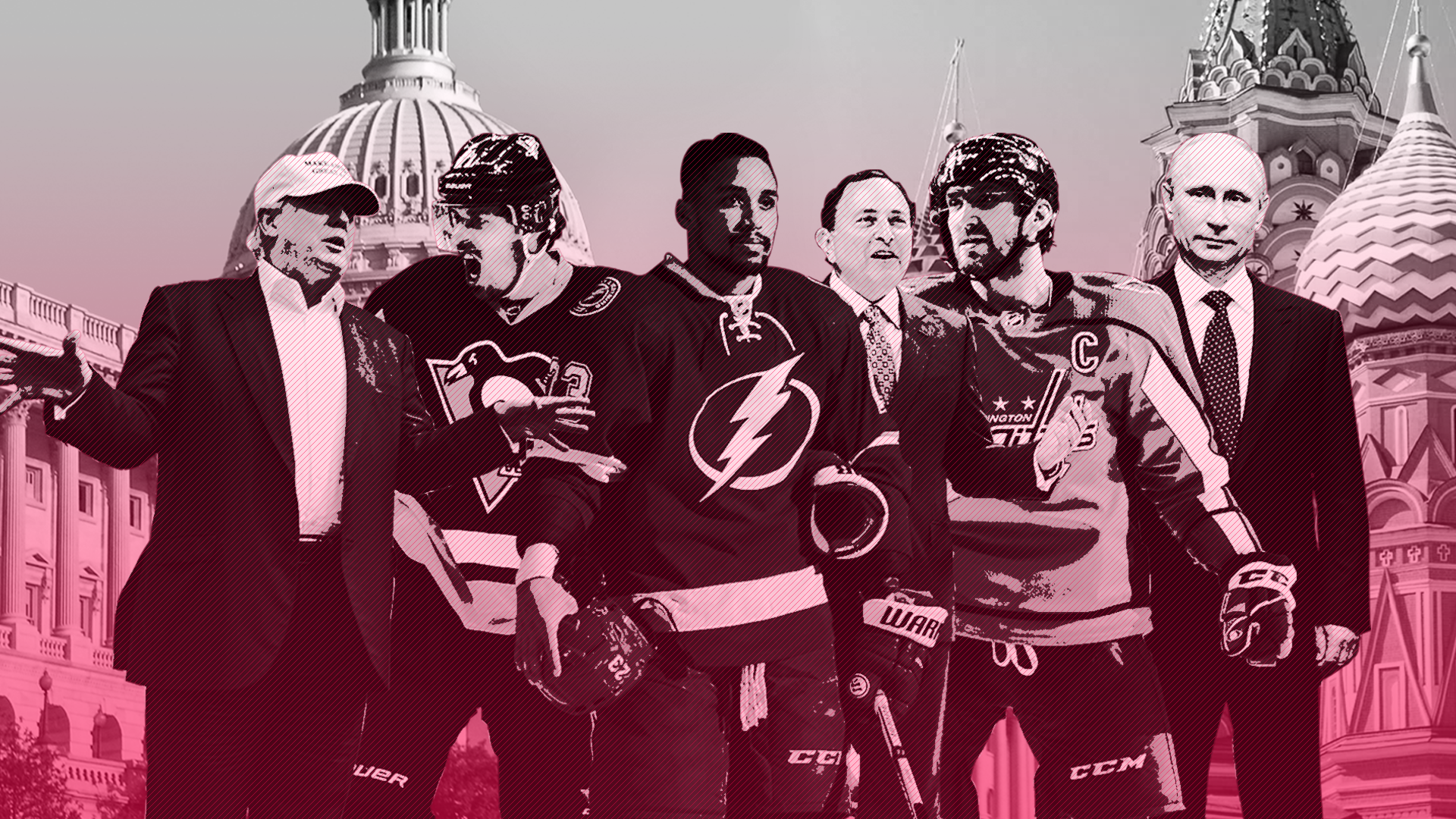 The NHL is political, whether you like it or not