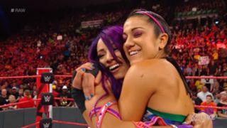 WWE ロウ #1313 サーシャ・バンクス